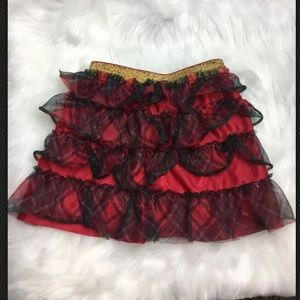 Holiday Time 2T baby girl Skirt